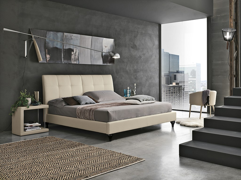 Idee per arredare la camera da letto in modo originale target point - Letto originale ...
